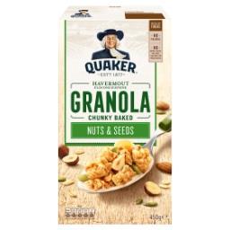 Flocons D'Avoine Granola Céréales Noix & Graines De ...