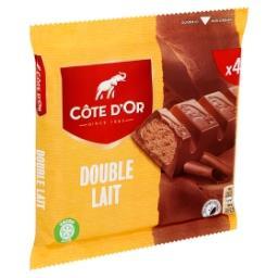 Double Lait 4 x 46 g