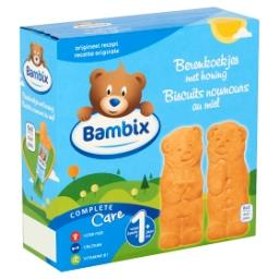 Biscuits Nounours au Miel à Partir de 12 Mois 6 x 2 ...