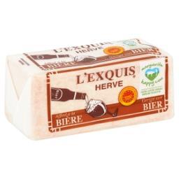 L'exquis - fromage affiné à la bière