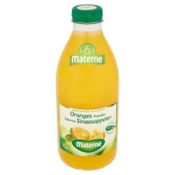 Oranges pressées - 100% pur jus de fruits