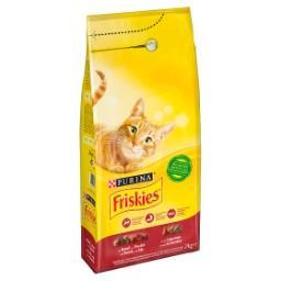 Croquettes - aliment complet pour chats adultes - au...
