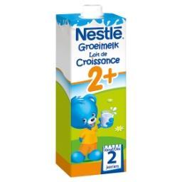 Lait de Croissance 2+ Liquide Bébé 2 Ans