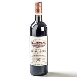 Vin rouge - saint-estèphe - cru bourgeois - 2008
