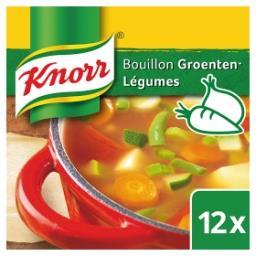 Original Bouillon Légumes Cubes de Bouillons