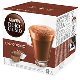 Dolce gusto - chococino - capsules lait et chocolat