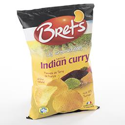 Chips Indian Curry