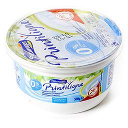 Printiligne - fromage blanc 0% - enrichi en vitamine...