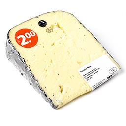 Tomme Noir - tomme des Pyrénées - fromage 50%