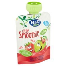 Bio Little Smoothie Pomme et Fraise 4+ Mois