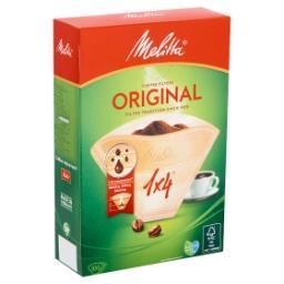 Filtres à café - original - 1x4 - brun