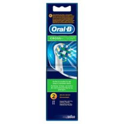 Oral B - brossettes - cross action - compatible avec...