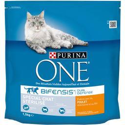 Purina One Purina One - Croquettes pour chat poulet et blé le paquet de 1,5 kg