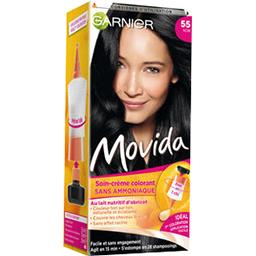 Garnier Garnier Movida - Soin crème colorant ton sur ton châtain 55, sans ammoniaque la boite