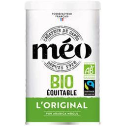 Méo Méo Café pur arabica BIO & équitable le paquet de 250 g