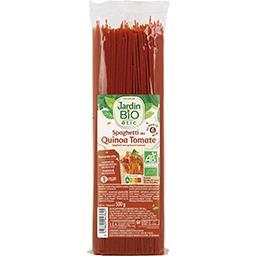 Jardin Bio Jardin bio étic - Spaghetti au quinoa tomate BIO le paquet de 500 g