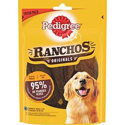Pedigree Pedigree Ranchos original - friandises au poulet pour chiens le sachet de 70g