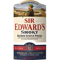 Smoky Blended Scotch Whisky