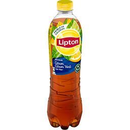 Lipton Lipton Ice Tea - Boisson au thé saveur citron citron vert la bouteille de 1,5 l