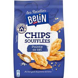 Belin Belin Crackers chips soufflées pointe de sel le sachet de 100 g