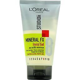 L'Oréal L'Oréal Paris Studio Line - Invisi'Gel Mineral FX, fixation ultra forte 24h le tube de 150 ml