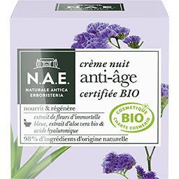 N.A.E. N.A.E. Crème nuit anti-âge BIO le pot de 50 ml