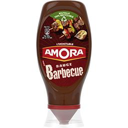 Amora Amora Sauce barbecue le flacon souple de 490g