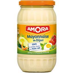 Amora Amora Mayonnaise de Dijon le pot de 470 g