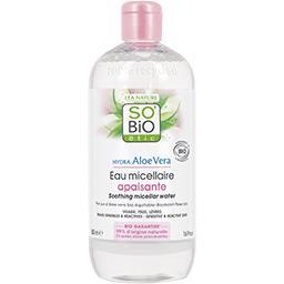 SO'BiO étic So'bio Etic Hydra Aloe Vera - Eau micellaire apaisante le flacon de 500 ml