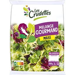 Les Crudettes Les Crudettes Mélange Gourmand le sachet de 320 g