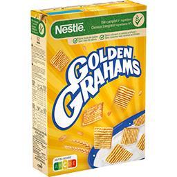 Nestlé Nestlé Golden Grahams Céréales petit déjeuner la boite de 375g