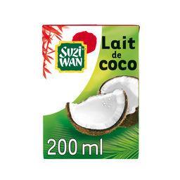 Suzi Wan Suzi Wan Lait de coco la brique de 200 ml