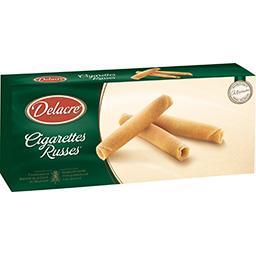 Delacre Delacre Biscuits Cigarettes Russes le paquet de 200 g