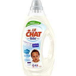 Le Chat Le Chat Bébé - Lessive liquide parfum hypoallergénique le flacon de 1,60 l