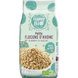 Happy Bio Happy bio Petits flocons d'avoine BIO le paquet de 500 g