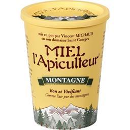MIEL l'Apiculteur Miel l'Apiculteur Miel de montagne le pot de 1 kg