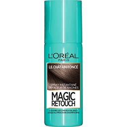 L'Oréal L'Oréal Paris Magic Retouch - Spray instantané effaceur de racines Le Châtain Foncé le spray de 75 ml