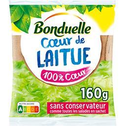 Bonduelle Bonduelle Cœur de laitue le paquet de 160 g