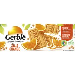 Gerblé Gerblé Biscuits soja orange les 4 sachets de 5 biscuits - 280 g