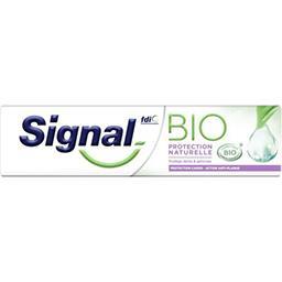 Signal Signal Dentifrice BIO protection naturelle le tube de 75 ml