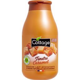 Cottage Cottage Douche lait hydratante Tendre Caramel le flacon de 250 ml