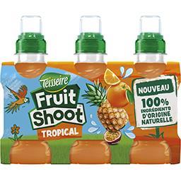 Teisseire Teisseire Boisson tropical les 6 bouteilles de 20 cl