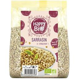 Happy Bio Happy bio Sarrasin BIO le sachet de 500 g