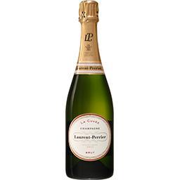 Laurent-Perrier Sélection Foire aux vins Laurent Perrier, Champagne La Cuvée brut, AOP la bouteille de 75 cl