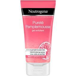 Neutrogena Neutrogena Gel exfoliant pamplemousse rose Visibly Clear le tube de 150 ml