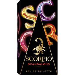 Scorpio Scorpio Eau de toilette Scandalous le vaporisateur 75 ml