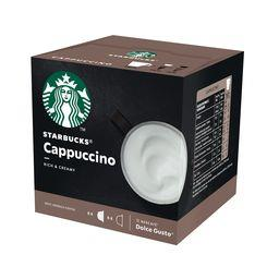 Starbucks Starbucks Capsules de Cappuccino La boîte de 12 capsules