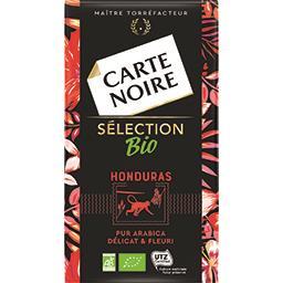 Carte Noire Carte Noire Café moulu Sélection Honduras pur arabica BIO le paquet de 250 g