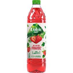 Volvic Volvic Boisson Juicy fraise la bouteille de 1,5 l