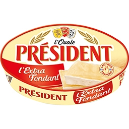 Président Président Fromage L'Extra Fondant la boite de 200 g